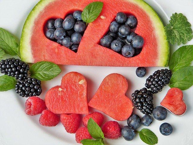 osvěžující ovoce