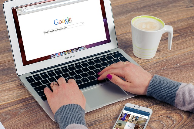 info na google