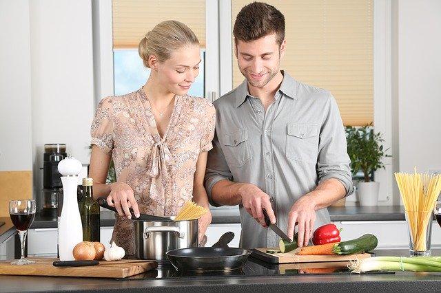 vařící pár